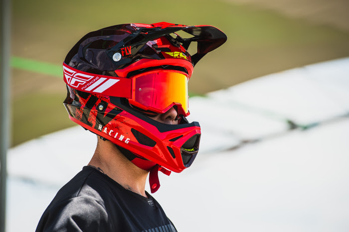 "This FLY Racing Helmet ""Werx"" For You"
