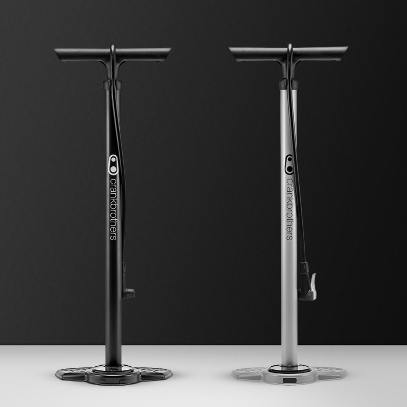 The Perfect Addition – Introducing the Sapphire Floor Pump