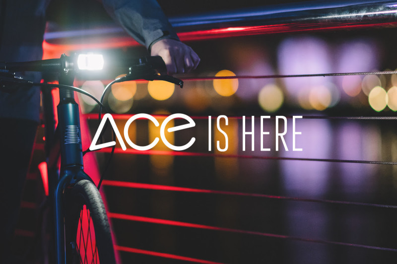 See.Sense ACE - The Bike Light with a Big Vision