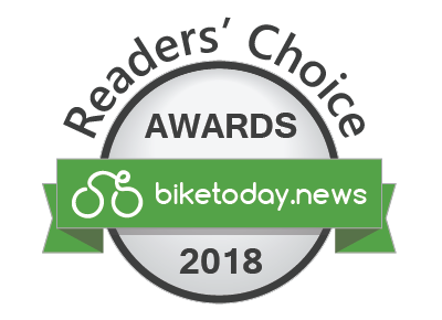 BikeToday.news Readers' Choice Awards 2018 - Winners have been announced!