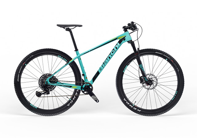 "Bianchi introduces the New ""Nitron"""