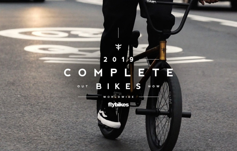 Welcome to the 2019 Flybikes Complete Bikes