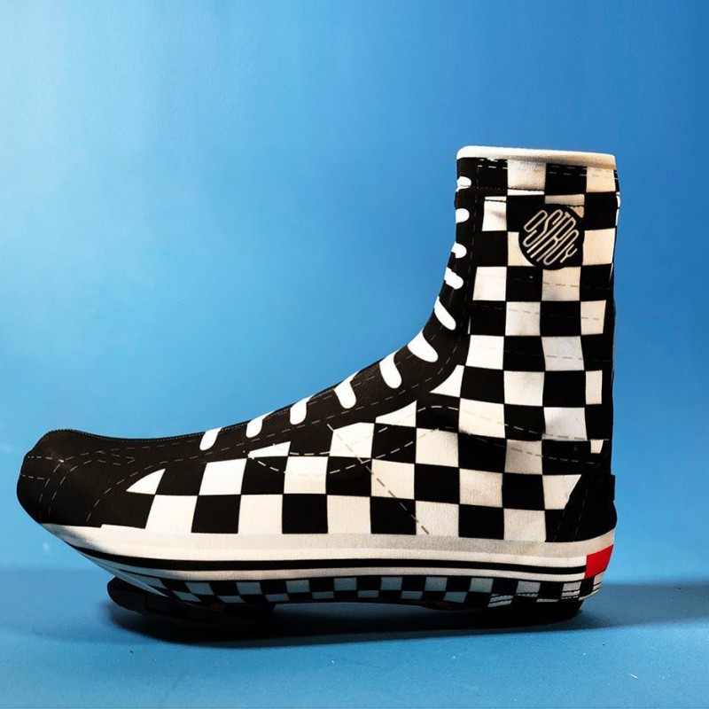 New Black and White Checkered Sk8rs have dropped