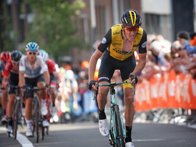Team LottoNL-Jumbo extends partnership with TUI