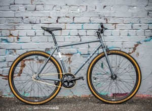 The Ribble 725s Single Speed - Simplicity & Style