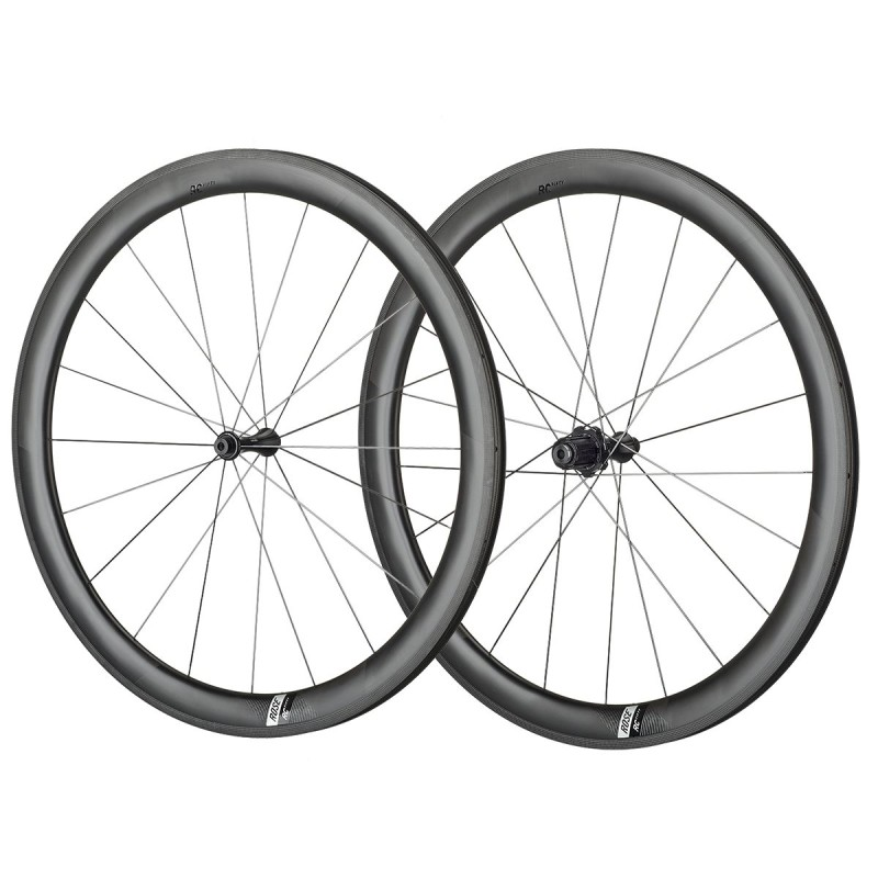 The New Rose RC Forty & Fifty Carbon Wheels
