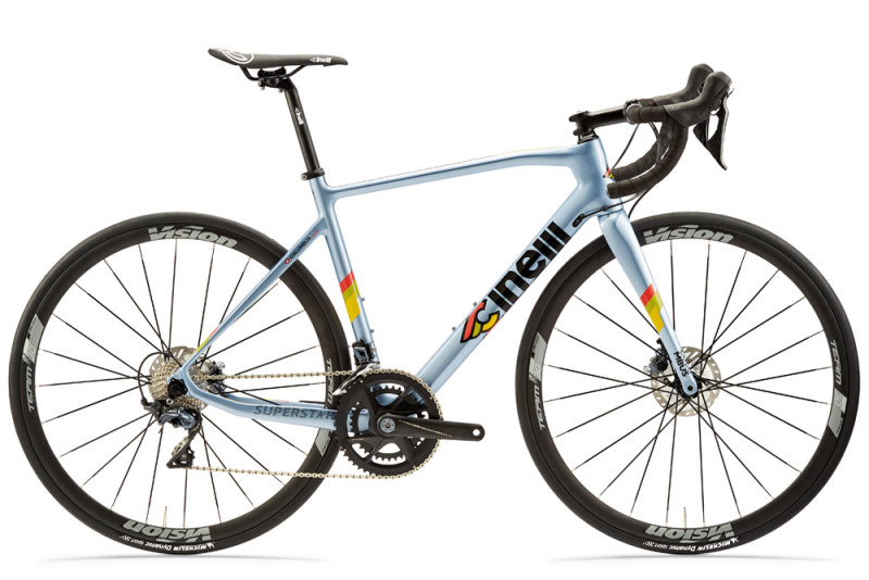 Check out the 2019 Superstar Road Bike from Cinelli