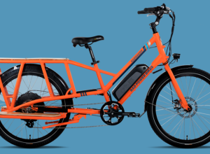 RadWagon Electric Cargo Bike 2019 from Rad Power Bikes