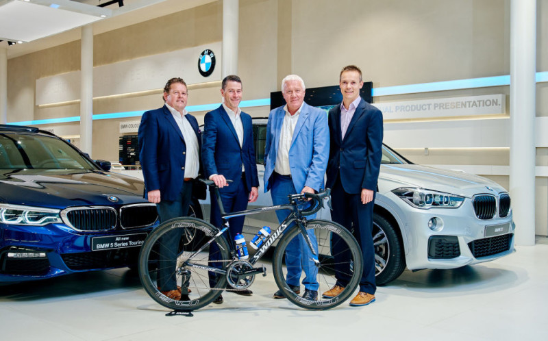 BMW to become the New Official Car Partner of Deceuninck – Quick-Step Team