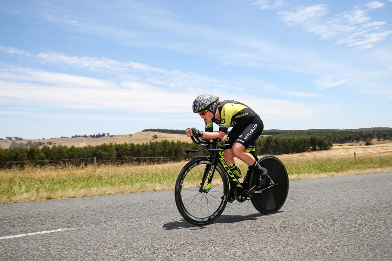 Brown and Durbridge win Australian Time Trial Championships for Mitchelton-SCOTT