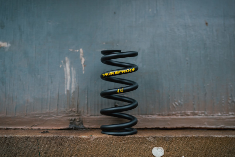 New Nukeproof Enduro Super Lightweight Steel Springs