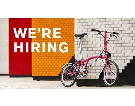 Job Offer by Brompton - Head of Marketing