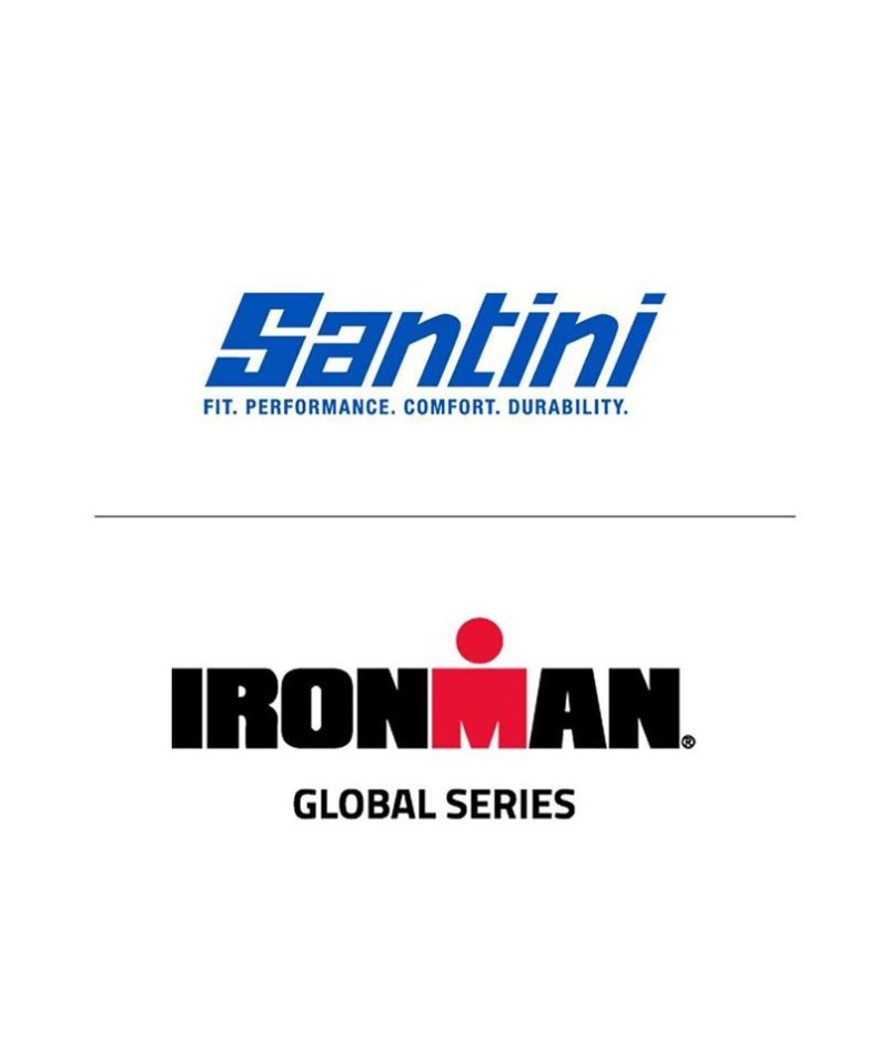 IRONMAN welcomes Santini as Official Cycling and Triathlon Apparel Partner