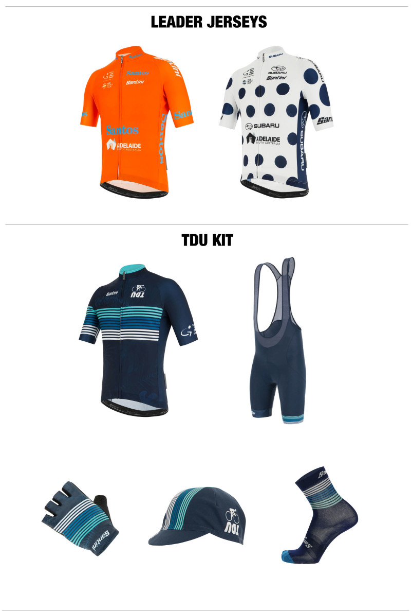 Official 2019 Tour Down Under Collection