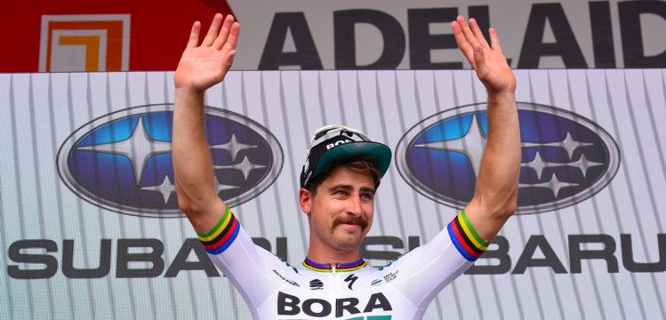 Deja vu for Peter Sagan in Tour Down Under as he repeats 2018 Victory to take first 2019 win