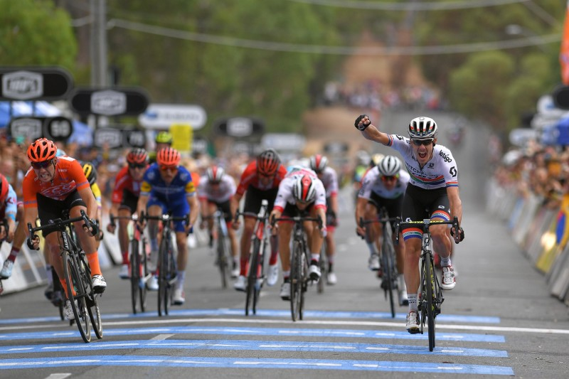Impey Wins Stage Four of Tour Down Under