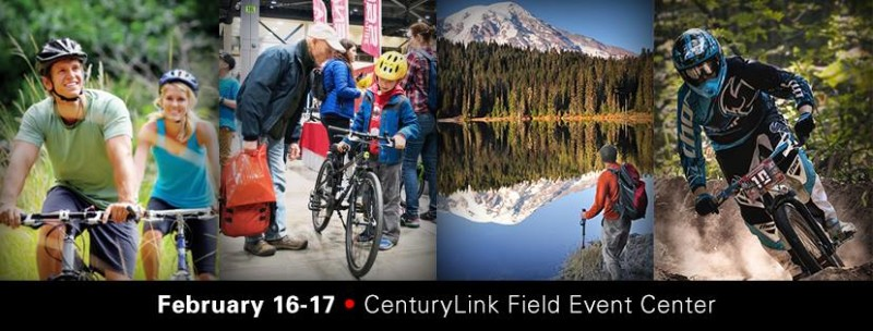 Event - Seattle Bike & Outdoor Show 2019