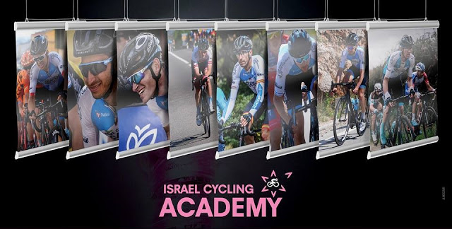 Israel Cycling Academy announces its Giro list