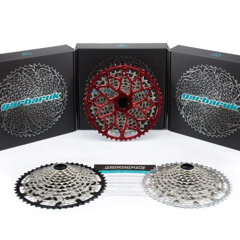 The Newest Garbaruk 12-Speed Cassette for XD Freehub is Now Available