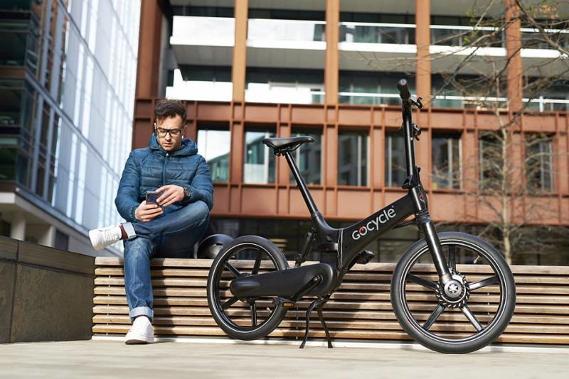 Introducing the Gocycle GX! Foldable in Under 10 Seconds