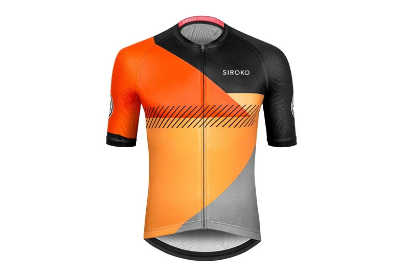 c32b9fe885088 Siroko launched New Cycling Jersey Collection