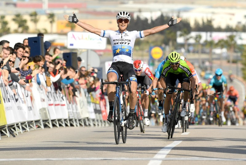 Trentin Seals a Second Stage Victory in Ruta del Sol