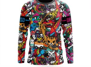 New Tokidoki® Freeride Jersey – Limited Edition 2019