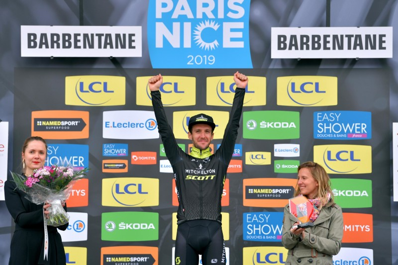 Simon Yates takes his First ever Individual Time Trial Victory on Stage Five at Paris-Nice