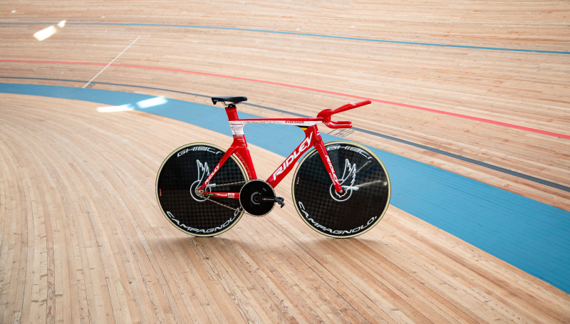 Every Detail of Victor Campenaerts' Hour Record Bike