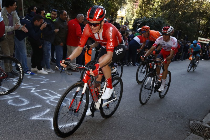 Team Sunweb Renew Contract with Søren Kragh Andersen