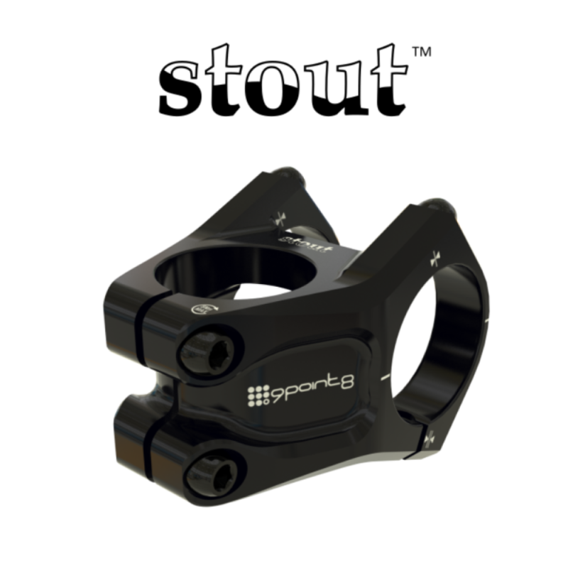 Introducing the Stout™ Stem by 9point8
