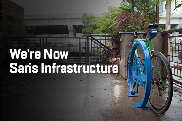 Bike Fixation is Now Saris Infrastructure