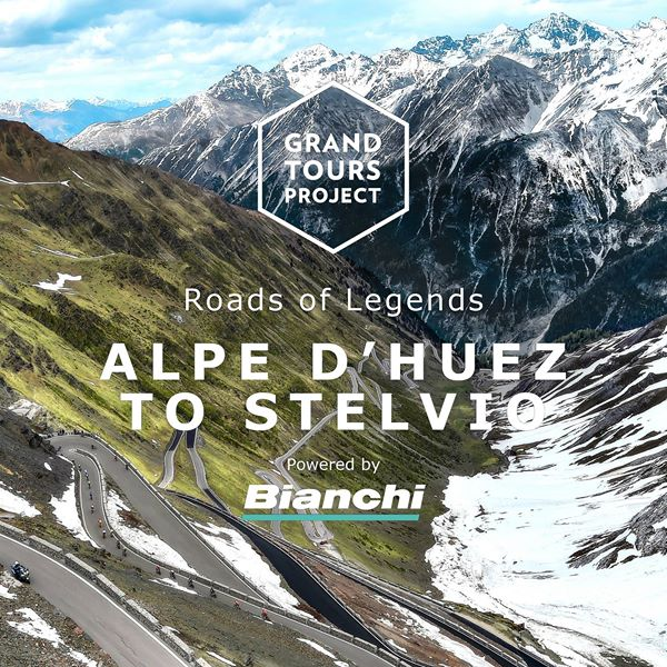 Bianchi and Grand Tours Project join forces