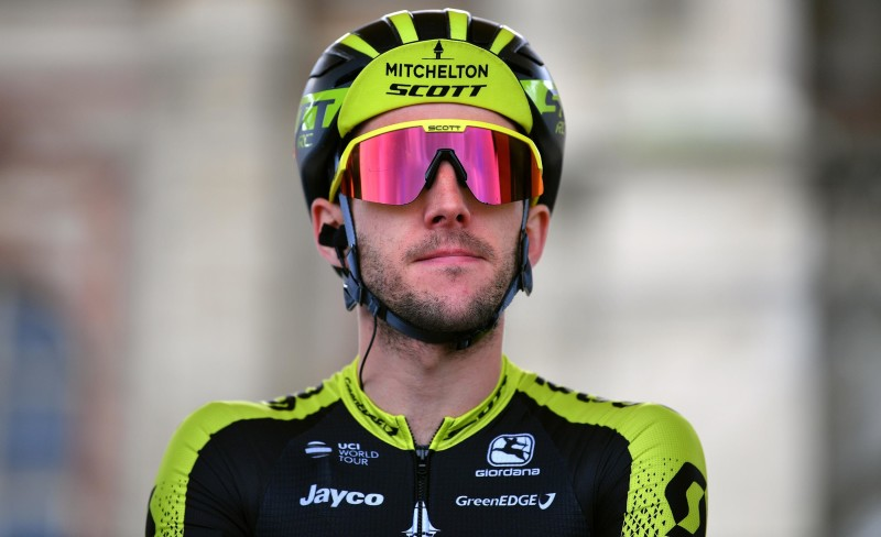 Yates and Mitchelton-SCOTT Eyeing Pink at Giro d'Italia