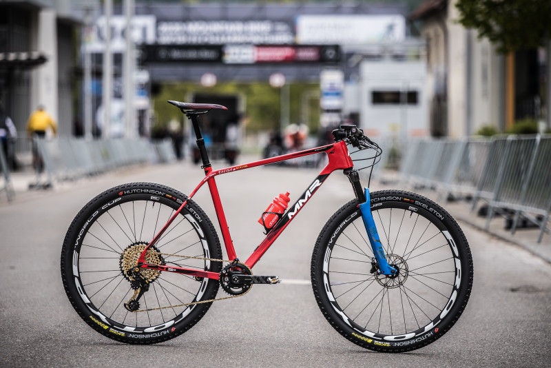 Bike Check: David Valero's MMR Rakish SL