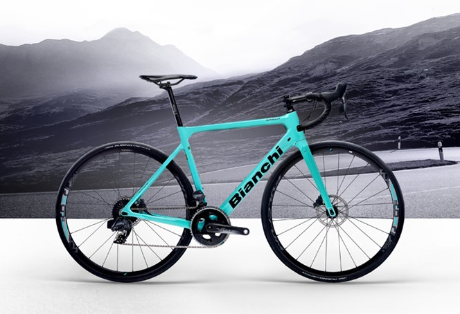 Bianchi presents New Sprint: An Icon is Back