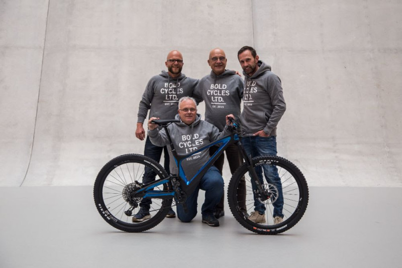 Bold Cycles and SCOTT Sports Join Forces