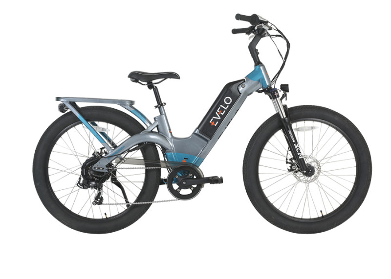 The New Aurora Hub-drive Electric Bike