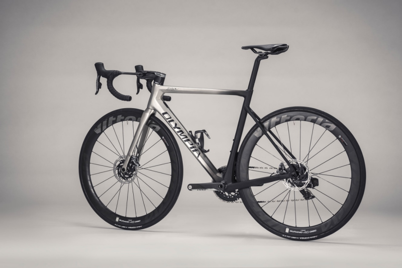Leader, the Superlight Bike for Those  Who'd Rather not Slipstream