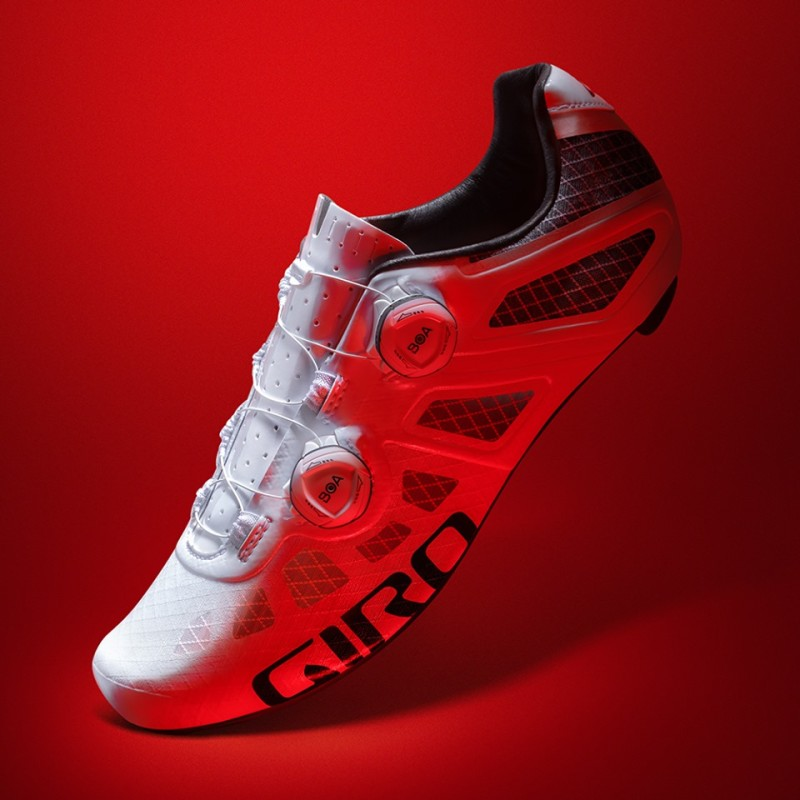 Introducing the Imperial Road Cycling Shoe