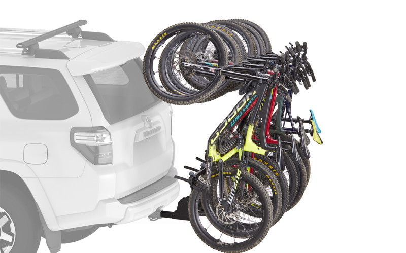 "Yakima Products: ""Meet the HangOver, Our New Vertical Hitch Bike Rack"""