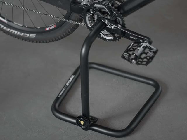 The New FlashStand MX Bike Stand from Topeak
