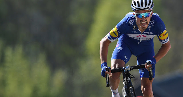 Amazing Alaphilippe powers to Flèche Wallonne victory