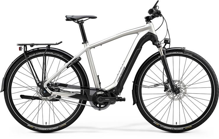 New Merida eSPRESSO e-Bike - Your Partner for Around Town
