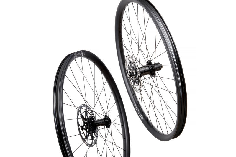 HUNT Mountain Launches Three New Wheelsets: All-Mountain H_Impact Carbon, DH Privateer and Race XC
