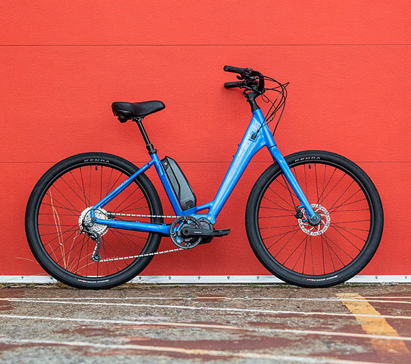 Norco Bicycles Introduces the All-New, Pedal-Assist Scene VLT