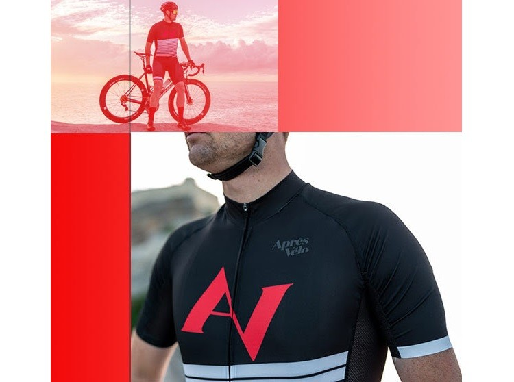 The New AV Signature Cycling Kit from Après Vélo