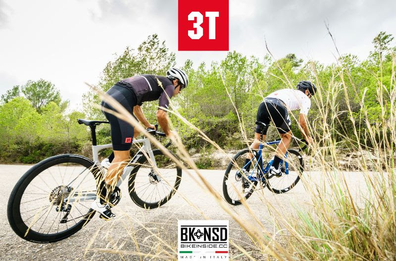 Discover the New 3T Collection by Bike Inside