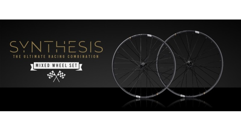 The Perfect Racing Combination - Presenting the CrankBrothers Synthesis Mixed Wheelset!