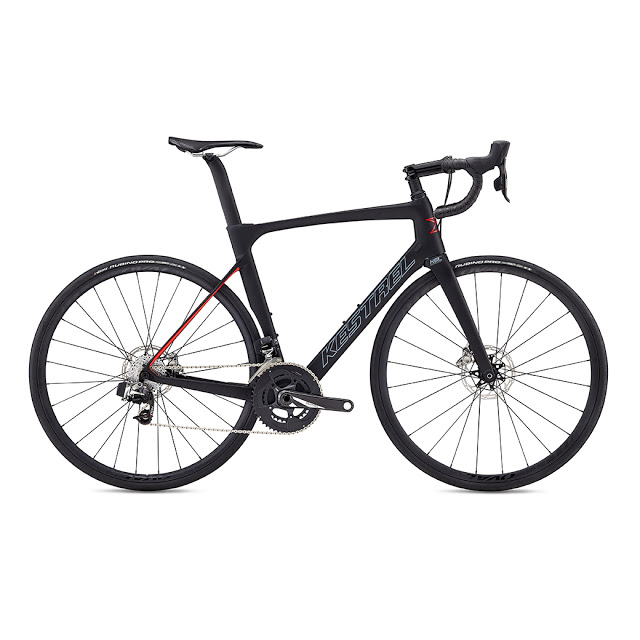 The all New Kestrel RT-1100 Road Bike